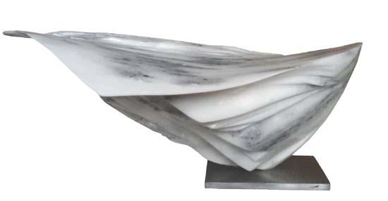 isabelle-milleret-sculpture-marbre-migration